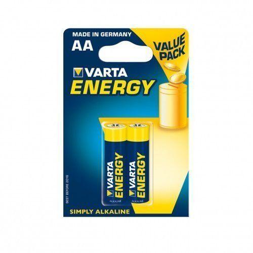 Varta Baterie alkaliczne Varta R6 (AA) 2szt. energy, 477764