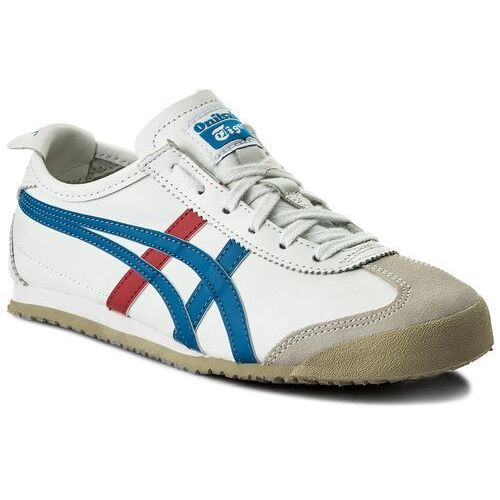 Sneakersy ASICS - ONITSUKA TIGER Mexico 66 DL408 White/Blue 0146
