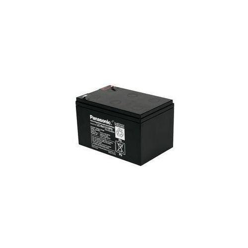 Panasonic LC-RA1212PG1 - Akumulator ołowiowy 12V/12Ah/faston 6,3mm