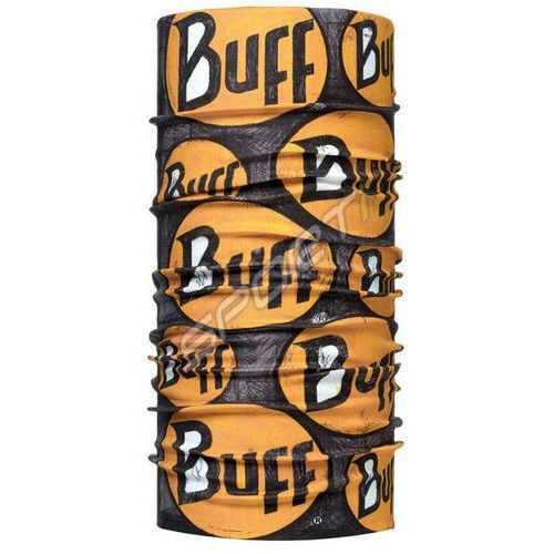 Chusta bandana original logo chalk - logo chalk ||czarny ||czerwony marki Buff