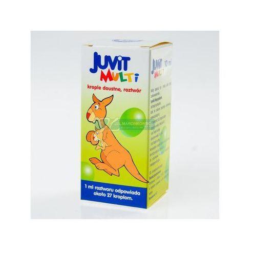 Krople Juvit Multi krople 10 ml