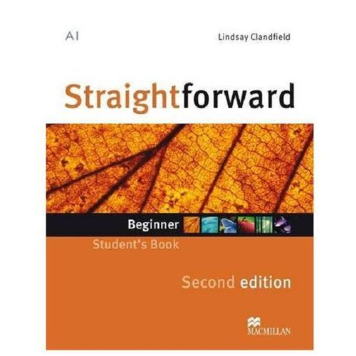 Straightforward Beginner, Second Edition, Student's Book (podręcznik) (9780230422957)