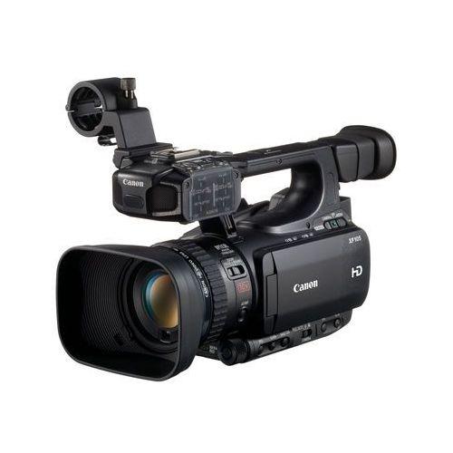 Kamera Canon XF105, zoom optyczny 10x