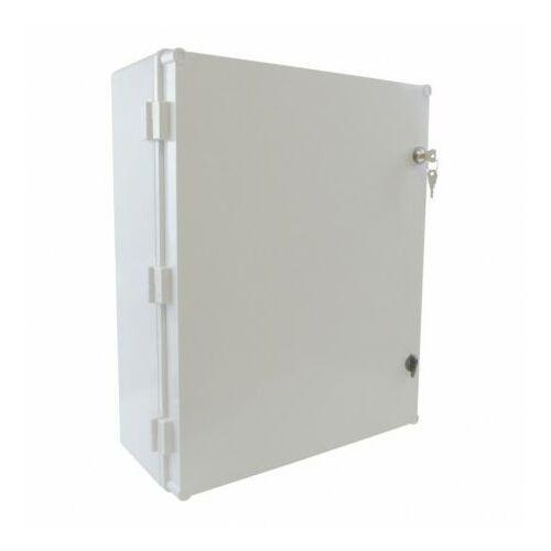 Elektro-plast Obudowa uni-2 unibox 500x400x196mm ip65 z płytą montażową 43.2