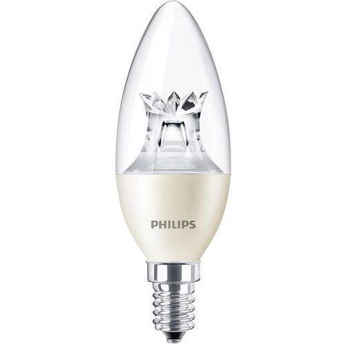 Philips Żarówka led  8718696453483, 6 w = 40 w, 470 lm, 2700 k, ciepła biel, 230 v, 15000 h (8718696453483)