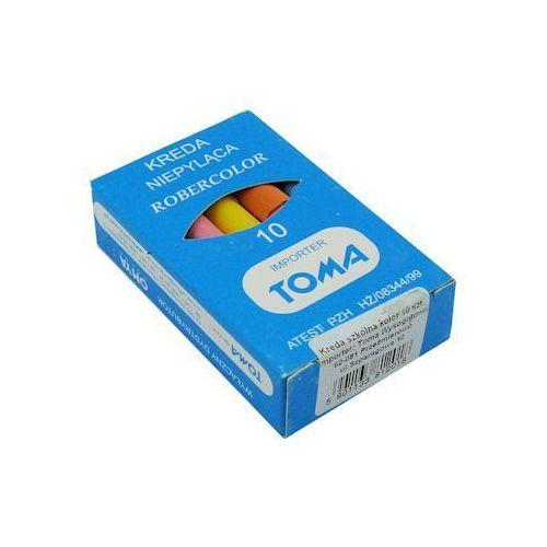 Kreda kolorowa Toma 10szt (5901133812018)