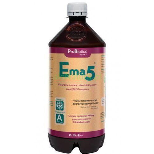 PROBIOTICS Ema5 poprawa jakości gleby i witalności roślin 1 litr