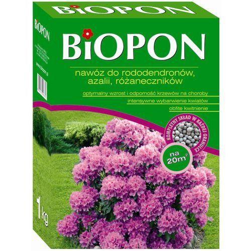 nawóz granulowany do rododendronów, azalii i różaneczników 1 kg marki Biopon