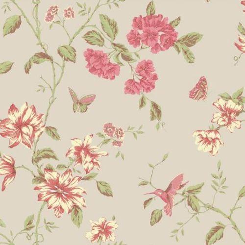 Galerie Tapeta ścienna english florals g34306  bezpłatna wysyłka kurierem od 300 zł! darmowy odbiór osobisty w krakowie.