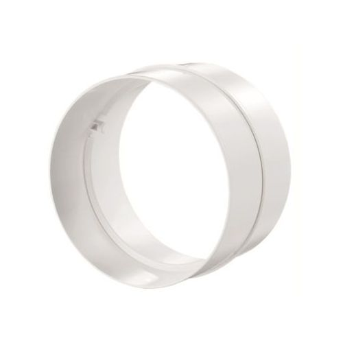 Łącznik kanałów okrągłych fi 10 cm kod 493 - największy wybór - 28 dni na zwrot - pomoc: +48 13 49 27 557 marki Domus
