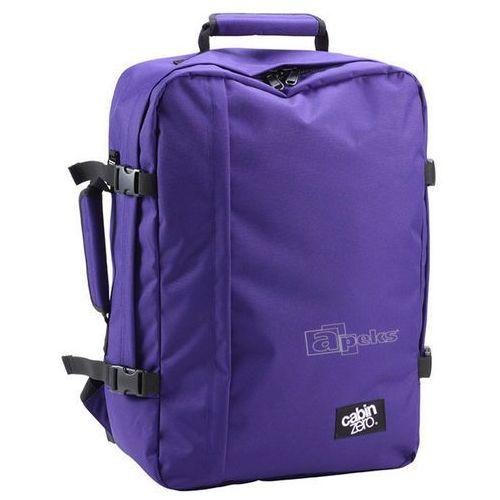 CabinZero Classic 44L torba podróżna podręczna / kabinowa / plecak / fioletowy - Original Purple (5060368840057)