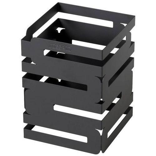 Stojak Skaycap z czarnej matowej stali | różne wymiary