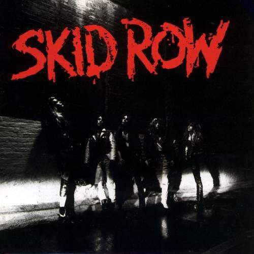 Warner music / atlantic Skid row - skid row (płyta cd) (0075678193620)