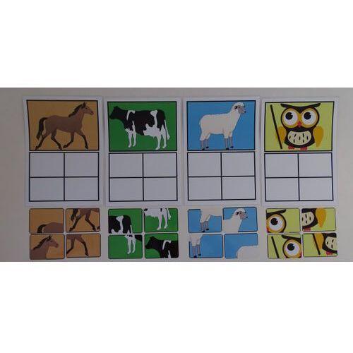 Moje pierwsze puzzle marki Bystra sowa