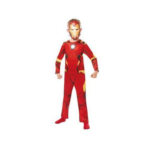Kostium iron man dla chłopca - roz. s marki Rubies