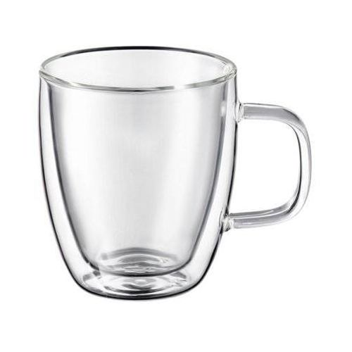 AMBITION Komplet 2 szklanek termicznych Mia 350 ml (96855) - do mrożonej kawy (5904134968555)