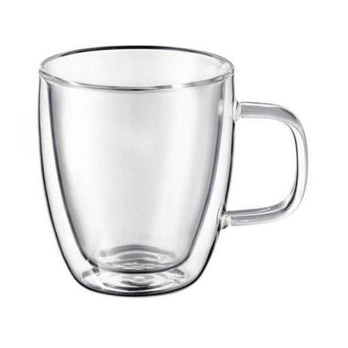 komplet 2 szklanek termicznych mia 350 ml (96855) - do mrożonej kawy marki Ambition