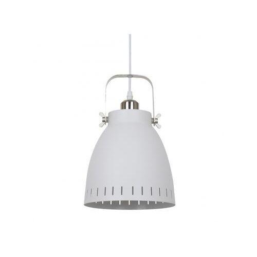 Italux Lampa wisząca franklin md-hn8026m-wh+s.nick