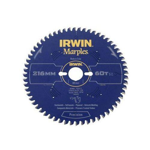 Tarcza do pilarki tarczowej 216mm/60t m/30 śr. 216 mm 60 z marki Irwin marples