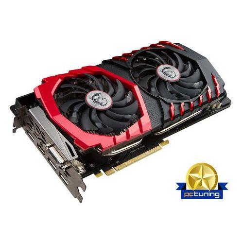 MSI GeForce GTX 1070 Ti GAMING 8G GeForce GTX 1070 Ti GAMING 8G - odbiór w 2000 punktach - Salony, Paczkomaty, Stacje Orlen, GEFORCE GTX 1070 GAMING 8G