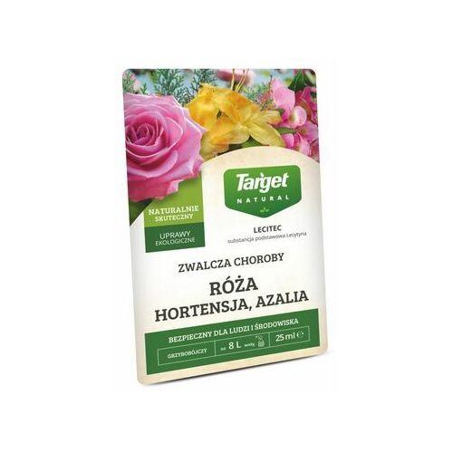 Target Preparat grzybobójczy lecitec róża, hortensja, azalia 25 ml