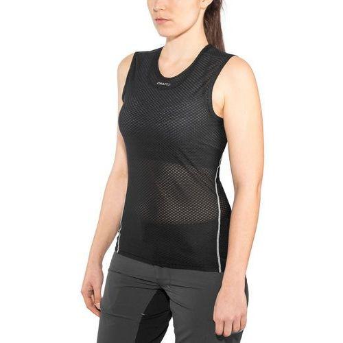 cool mesh superlight koszulka bez rękawów kobiety, black m 2019 bezrękawniki marki Craft