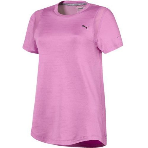 Puma koszulka damska heather s s tee w orchid heather s (4059506738111)
