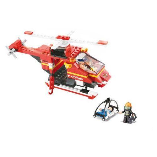 Sluban Fire strażacki śmigłowiec ratunkowy M38-B0218