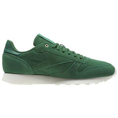 Buty Reebok Classic Leather MCC CM9607, kolor zielony