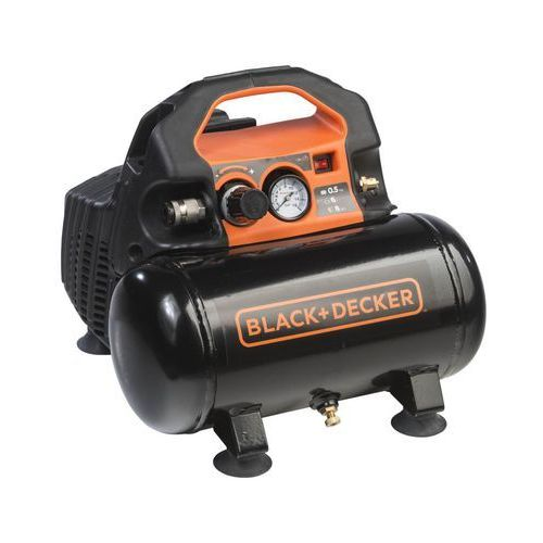 Kompresor bezolejowy 8213295BND005 6 l 8 bar BLACK+DECKER (8016738758504)