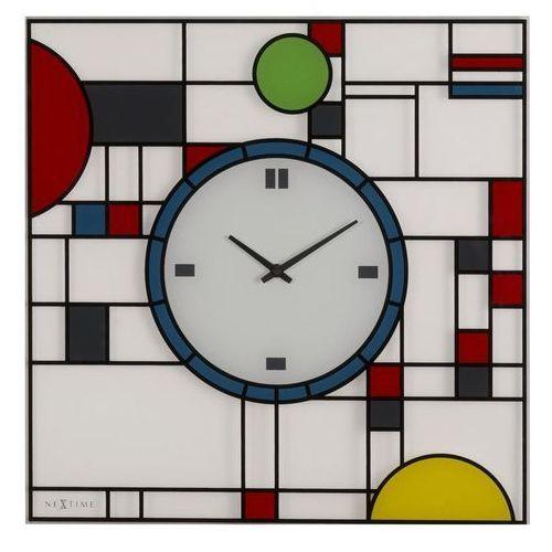 Zegar ścienny Nextime Frank (3100), 3100