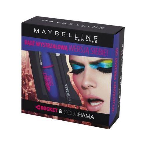 MAYBELLINE New York Rocket & Colorama Zestaw kosmetyków dla kobiet (maskara + liner)