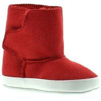 Buciki zimowe dla dzieci y121 - czerwony marki Apawwa