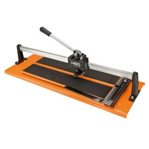 Maszynka do płytek ceramicznych NEO 800 mm 56-005 + DARMOWY TRANSPORT! (5907558408676)
