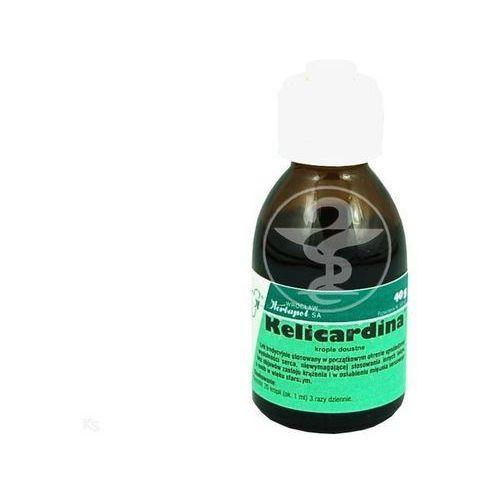 Kelicardina krop.doustne 40 g (lek preparaty ziołowe)