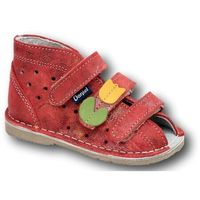 profilaktyczne buty dla dzieci wzór 260/270 kolor brokatowa malina marki Daniel