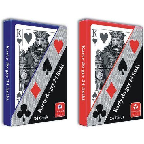 Trefl Dondorf - karty do gry 24 karty cartamundi
