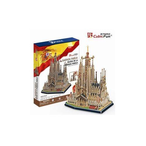 Cubicfun Cubic fan, puzzle 3d sagrada familia (6944588201531)