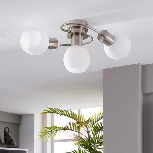 Lampenwelt.com 3-punktowa lampa sufitowa led ciala