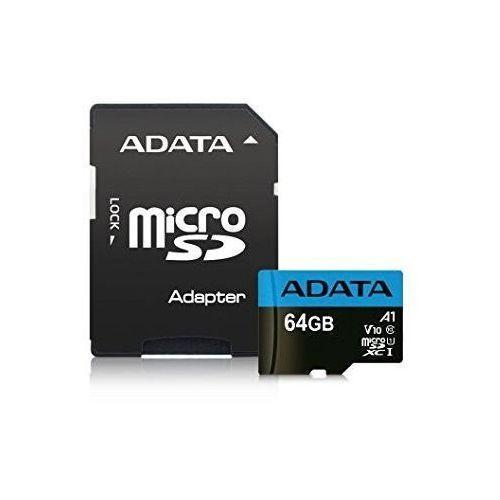 Adata Karta pamięci microsd premier 64gb