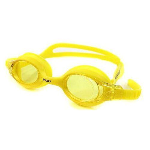 Okulary SPURT SIL-20 AF Żółty