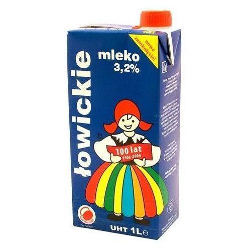 Mleko ŁOWICKIE 1l. 3,2% - sprawdź w wybranym sklepie
