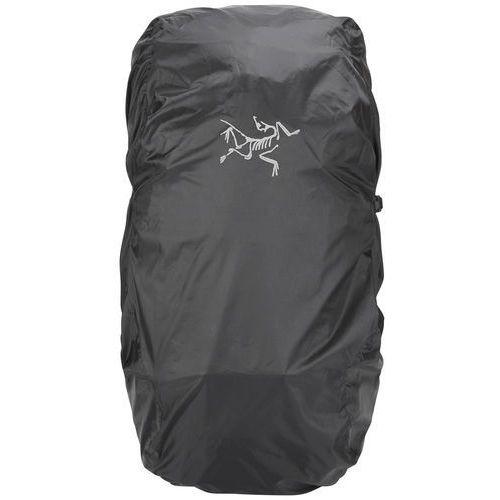 Arc'teryx Pack Shelter S czarny 2018 Akcesoria do plecaków (0806955448672)