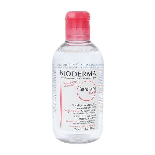 Bioderma Sensibio H2O płyn micelarny 250 ml (3401398335694)
