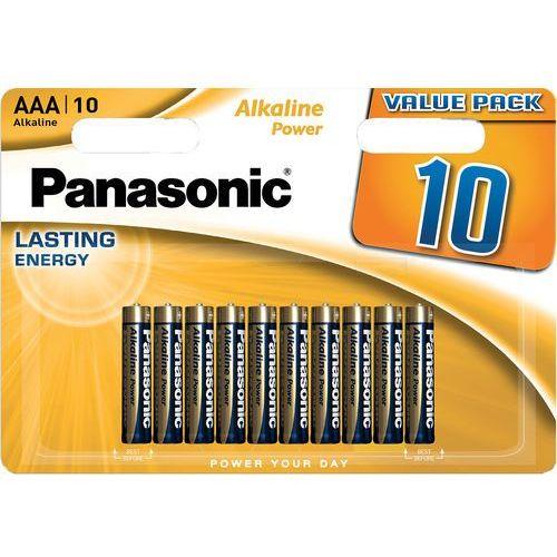 Bateria alkaline power lr-03/aaa (10 szt.) marki Panasonic