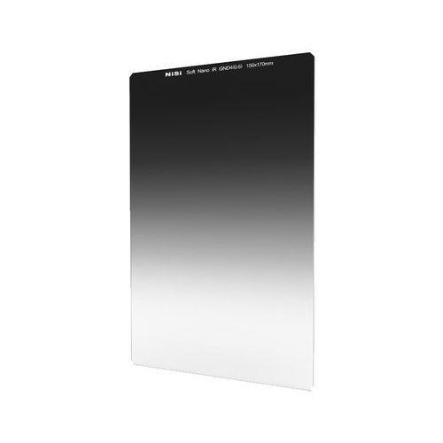 Filtr szary połówkowy nano ir 150 soft grad nd4 / nd 0.6 (150x170mm) marki Nisi