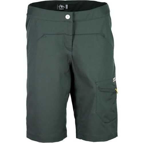 Maloja flurinam. spodnie rowerowe kobiety zielony m 2018 spodenki rowerowe (4048852146886)