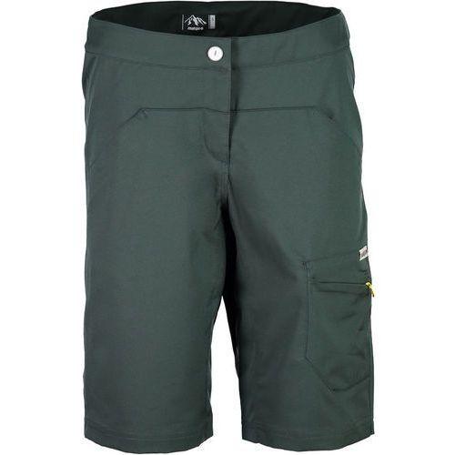Maloja flurinam. spodnie rowerowe kobiety zielony xl 2018 spodenki rowerowe (4048852146909)