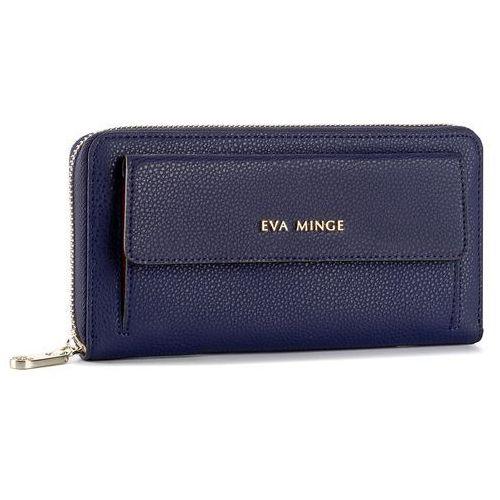 Duży portfel damski - adelina 2t 17nb1372183ef 107 marki Eva minge