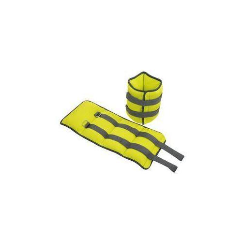 Lifefit Obciążniki neoprenowe ankle/wrist weights 2 x 3 -0kg sv. zelená